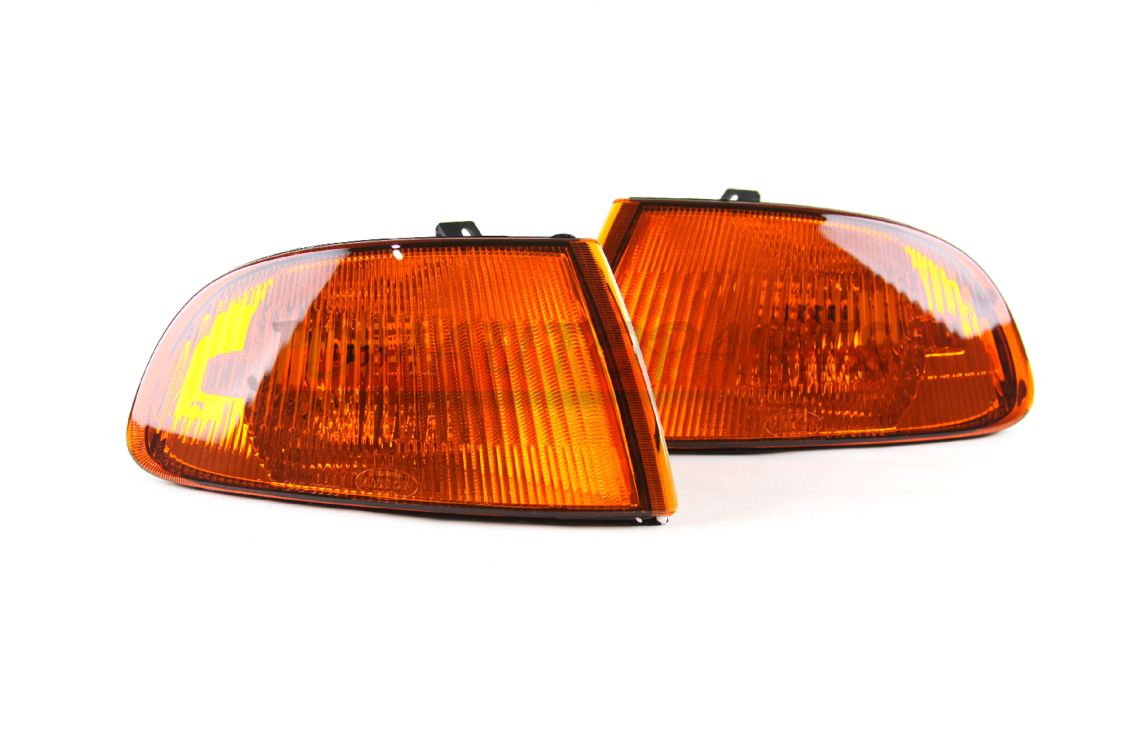 Fit 92 95 Honda Civic Eg Ej Eh 2 Dr 3 Amber Front Side Corner 1992 Interior Light For No Modification Needed Direct Replacement